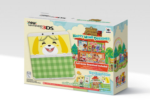 New Nintendo 3DS Animal Crossing: Happy Home Designer
