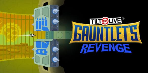 Tilt to Live: Gaunlet's Revenge