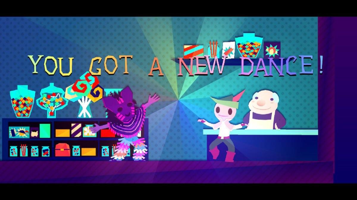 Wandersong Switch Screenshot New Dance Get