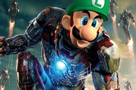 Iron Luigi 3