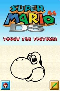 Super Mario 64 DS DS, thumbnail 1