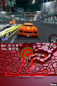 Asphalt Urban GT DS, thumbnail 1