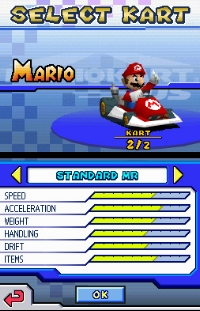 Mario Kart DS DS, thumbnail 1
