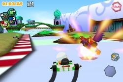 Krazy Kart Racing iPhone, thumbnail 1