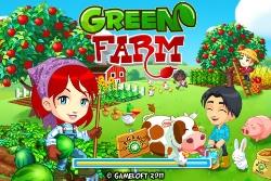 Green Farm iPhone, thumbnail 1