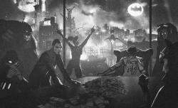 batman arkham underworld will send madhouse