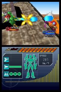 Custom Robo Arena DS, thumbnail 1