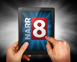 NARR8 iPad, thumbnail 1
