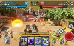 Mighty Battles is a lane-based multiplayer shooter by Kill Shot developer, coming to iOS and Android November 16th