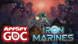 GDC 2016: We've played Iron Marines, the next big thing from the Kingdom Rush team