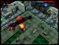 Leap of Fate brings fantasy cyberpunk action to iOS next month
