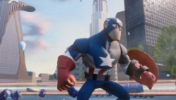 Disney Infinity Marvel Superheroes iPad, thumbnail 1