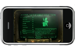 Fallout 3 iPhone, thumbnail 1