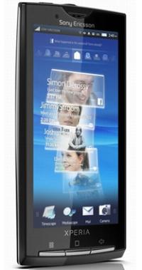 Xperia X10 Android, thumbnail 1