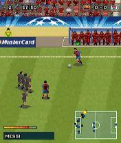 Pro Evolution Soccer 2010 Mobile, thumbnail 1