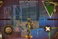 Modern Combat: Sandstorm iPhone, thumbnail 1