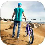 Bust out the BMX and perform sick tricks in King of Dirt