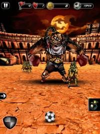 Undead Soccer iPad, thumbnail 1