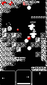 Gold Award-winning roguelite shooter Downwell gets its price blasted to £0.79 / $0.99