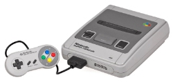 The NES Mini may have been discontinued to make way for the SNES Mini