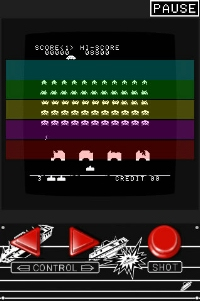 Space Invaders (iPhone) iPhone, thumbnail 1