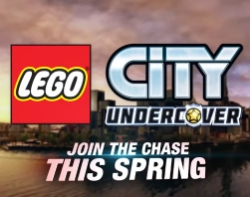 LEGO City Undercover may require a 13 GB download for the physical Switch game
