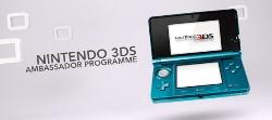 Nintendo 3DS Ambassador Programme 3DS, thumbnail 1