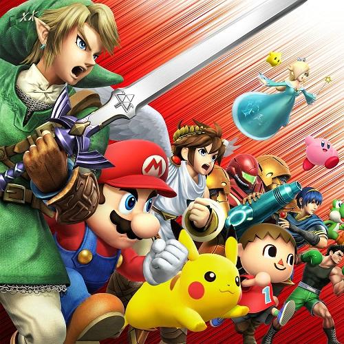 Super Smash Bros for 3DS Ouya, thumbnail 1