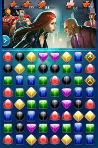 Marvel Puzzle Quest: Dark Reign iPhone, thumbnail 1