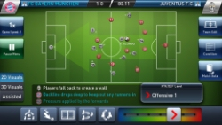 PES Club Manager iPhone, thumbnail 1