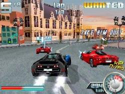 Asphalt 4: Elite Racing N-Gage, thumbnail 1
