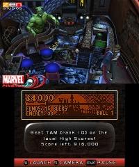 Marvel Pinball 3D 3DS, thumbnail 1