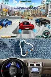 Asphalt 4: Elite Racing (DSi) DSi, thumbnail 1