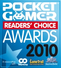 Pocket Gamer Awards Android, thumbnail 1