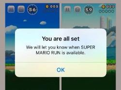 Super Mario Run Apple Watch, thumbnail 1