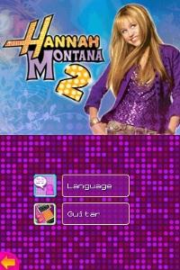 Hannah Montana: Music Jam DS, thumbnail 1