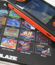 Blaze Mega Drive Arcade Ultimate Portable Other, thumbnail 1