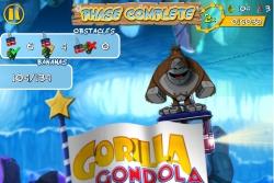 Gorilla Gondola iPhone, thumbnail 1