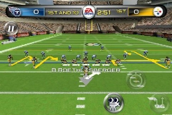 Madden NFL 10 (iPhone) iPhone, thumbnail 1