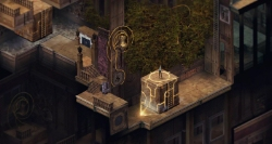 Gorgeous puzzler Pavilion will be bringing its isometric worlds to mobile