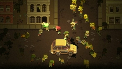 Rocketcat's undead epic Death Road to Canada will be shambling onto iOS soon
