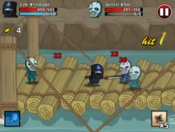 Ninjas - Stolen Scrolls iPad, thumbnail 1