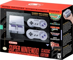 SNES Classic US pre-orders sell out within minutes of launching