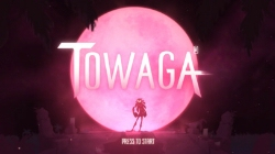 Guard an ancient temple against shadowy hordes in frenetic shooter Towaga