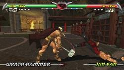 Mortal Kombat: Unchained PSP, thumbnail 1