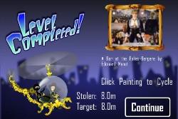 Ric Ricoco: International Art Thief iPhone, thumbnail 1