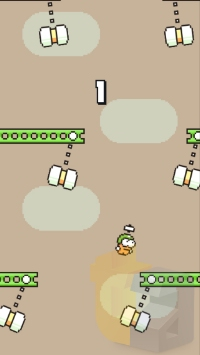 Swing Copters iPad, thumbnail 1
