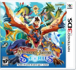 Monster Hunter Stories is headed to the West on 3DS this autumn