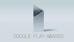 The Google Play Awards will take place at I/O on May 18th 2017