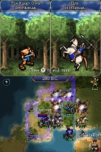 Sid Meier's Civilization Revolution DS, thumbnail 1